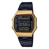 Relógio Casio Vintage A168WEGB-1BDF