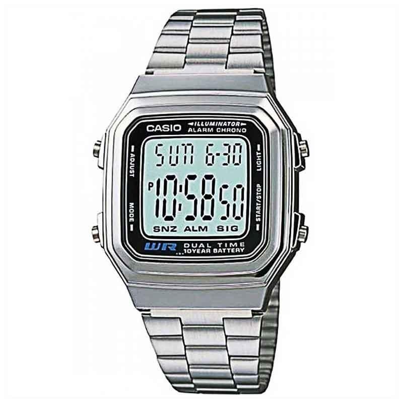 49f9a2832b5 Relógio Casio Vintage A178WA-1ADF - Compre na Back Wash!