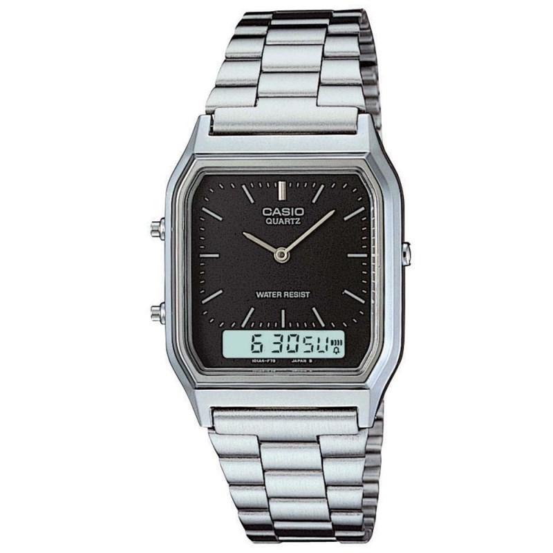 Compre Relógio Casio Vintage AQ-230A-1DMQ na Back Wash! aa56c154b1