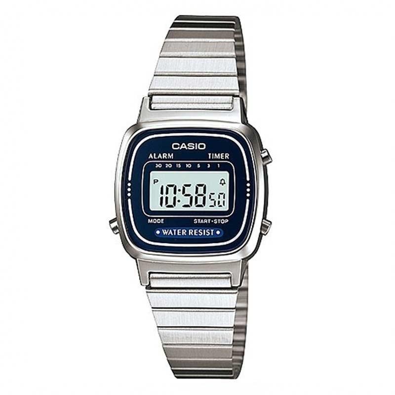 Relógio Casio Vintage LA670WA-2DF - Compre na Back Wash! e79f91820c