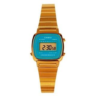 Relógio Casio Vintage LA670WGA-2DF
