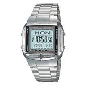Relógio Casio Vintage Prata DB-360-1ADF