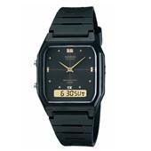 Relógio Casio Vintage Preto AW-48HE-1AVDF