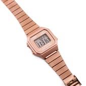 817b1d3075d ... Relógio Casio Vintage Rose B650WC-5ADF