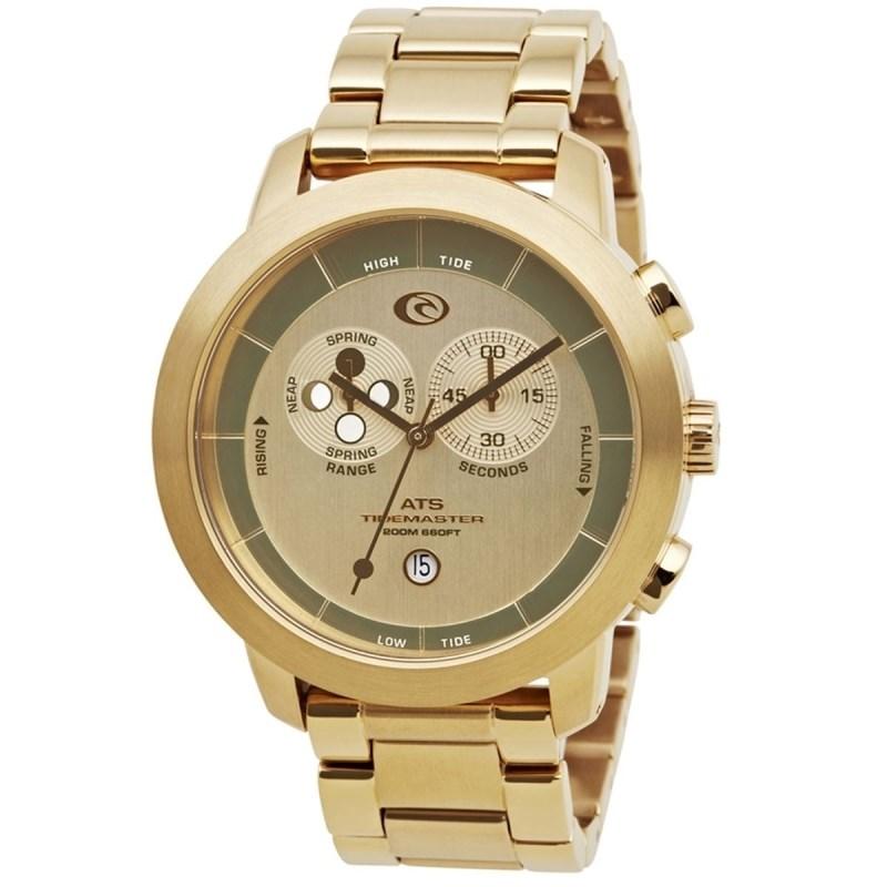 17f00bbb15b Compre Relógio Fem Rip Curl Atlantis Gold ATS Tidemaster na Back Wash!