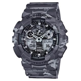 Relógio G-Shock Camo Series GA-100CM-8ADR