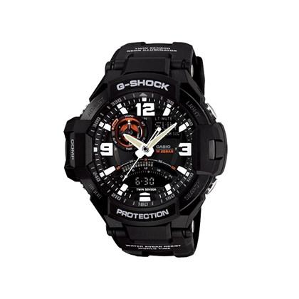 Relógio G- Shock G-Aviation Gravity Defie GA-1000-1ADR