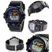 5f286f2b5e7 Relógio G-Shock G-Lide Tabua de Marés GLX-6900-7DR Branco - BackWash