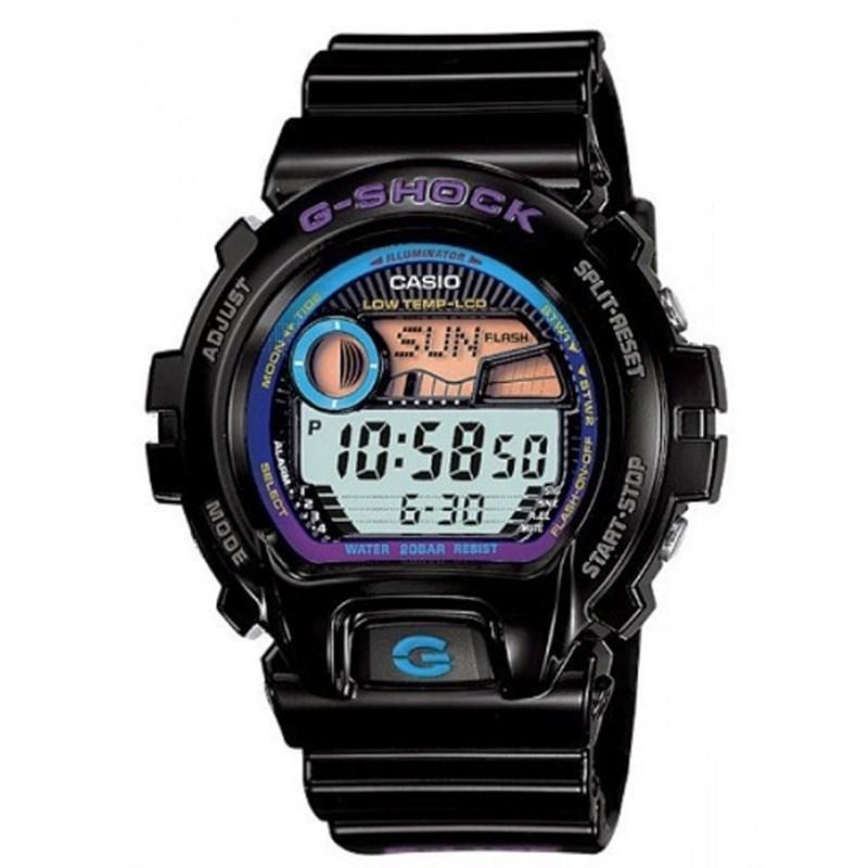 f847207e40b Relógio G-Shock G-Lide Tabua de Marés GLX-6900-1DR Preto - BackWash