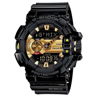 Relógio G-Shock G-Mix Bluetooth Black/Gold
