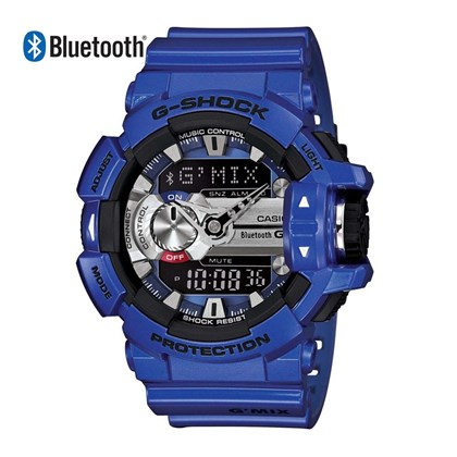 Relógio G-Shock G-Mix Bluetooth Blue