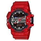 Relógio G-Shock G-Mix Bluetooth Red