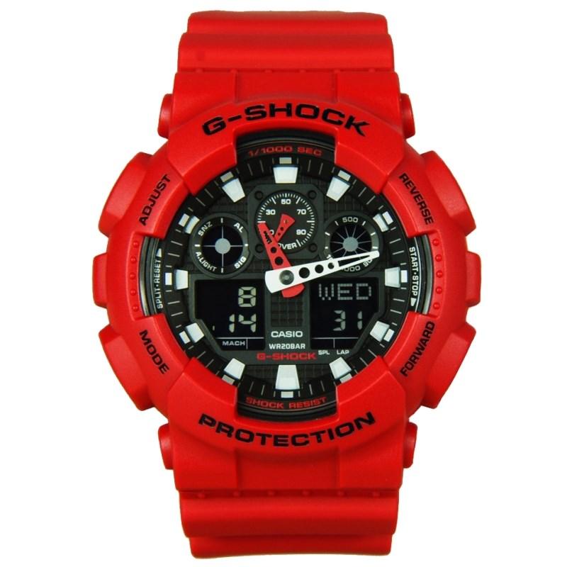 bdb86c32448 Relógio G-Shock GA-100B-4ADR - Compre na Back Wash!