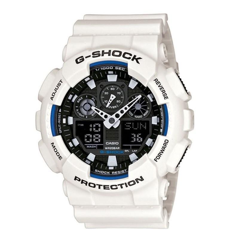 0751b5d2dce Relógio G-Shock GA-100B-7ADR - Compre na Back Wash!
