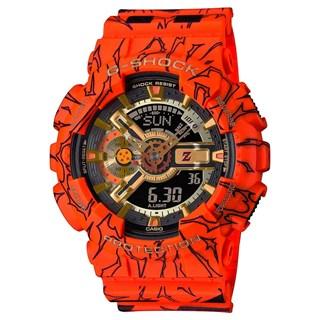 Relógio G-Shock GA-110JDB-1A4 Dragon Ball Z