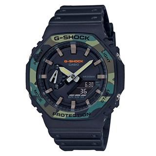 Relógio G-Shock GA-2100SU-1ADR Carbon Core Guard