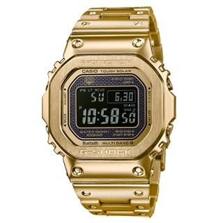 Relógio G-Shock GMW-B5000GD-9DR Tough Solar e Bluetooth