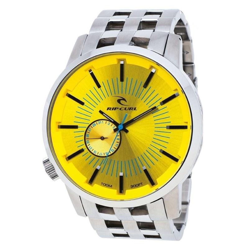 Relógio Rip Curl Detroit Steel Yellow