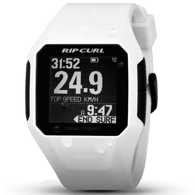 85de423a061 Compre Relógio Rip Curl Search GPS White na Back Wash!
