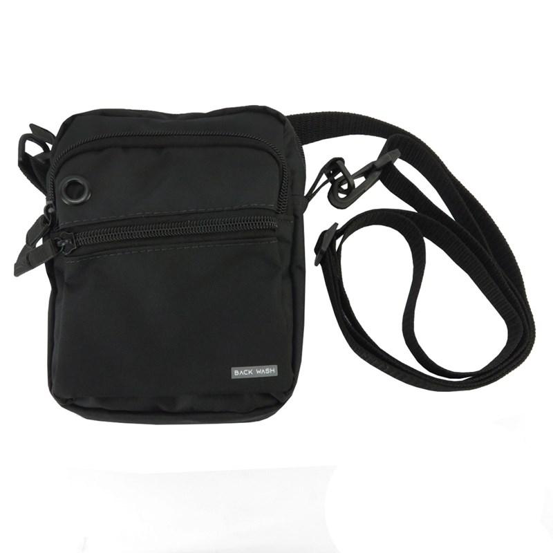 Shoulder Bag Back Wash Preta