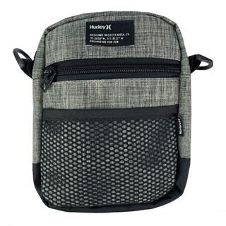 Shoulder Bag Hurley Patch Cinza