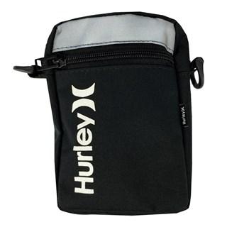 Shoulder Bag Hurley Refletiva Preta