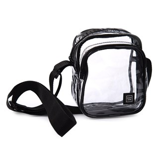 Shoulder Bag Mary Jane Transparente