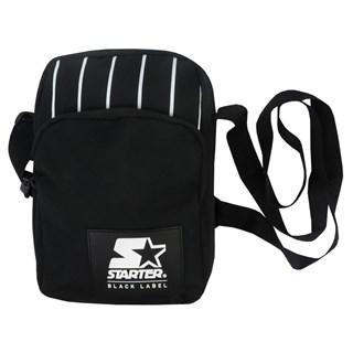 Shoulder Bag Starter Preta Listrada