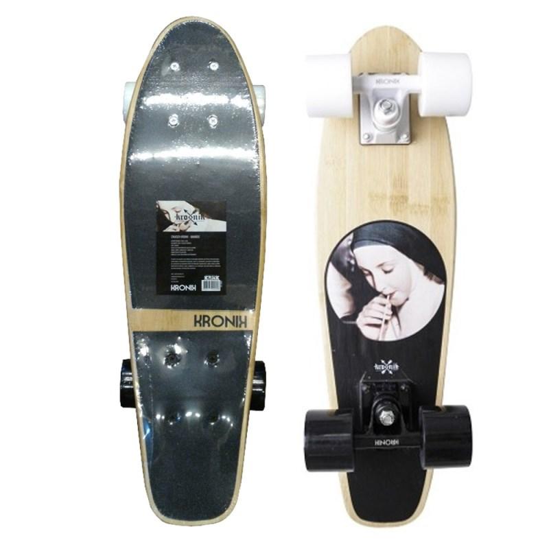 Skate Kronik Cruiser Bamboo Freira