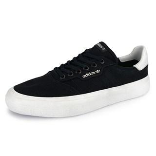 Tênis Adidas 3MC Preto e Branco