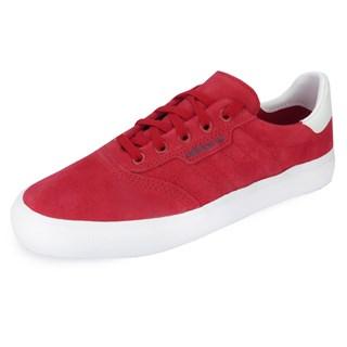 Tênis Adidas 3MC Vermelho e Branco