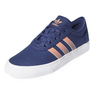 Tênis Adidas Adi-Ease Azul e Coral