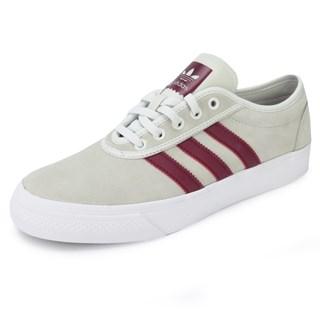 Tênis Adidas Adi-Ease Cinza e Bordo