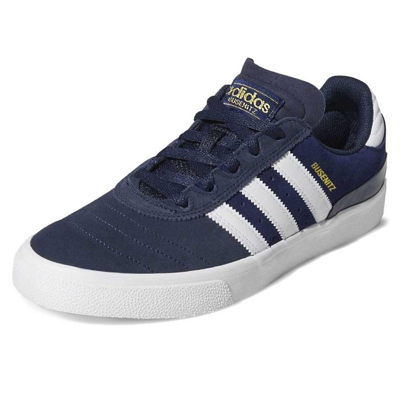 Tênis Adidas Busenitz Vulc Azul - Compre na Back Wash! 26ac88def02c6