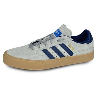 Tênis Adidas Busenitz Vulc Cinza e Azul