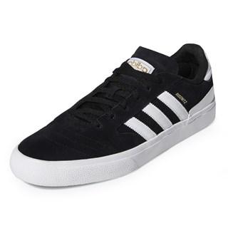 Tênis Adidas Busenitz Vulc II Preto e Branco