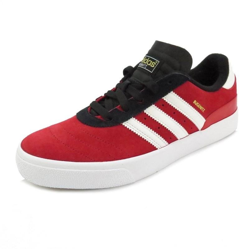 Tênis Adidas Busenitz Vermelho - Compre na Back Wash 8061b91ab352c