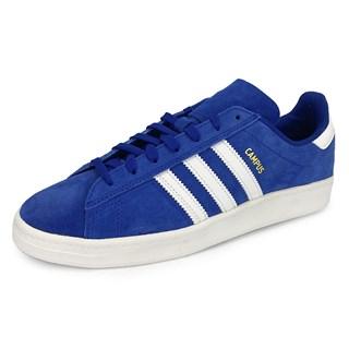 Tênis Adidas Campus ADV Azul e Branco