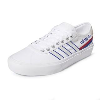 Tênis Adidas Delpala Branco e Azul