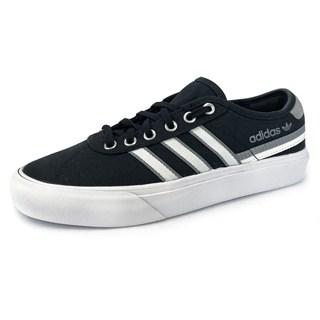 Tênis Adidas Delpala Preto e Branco