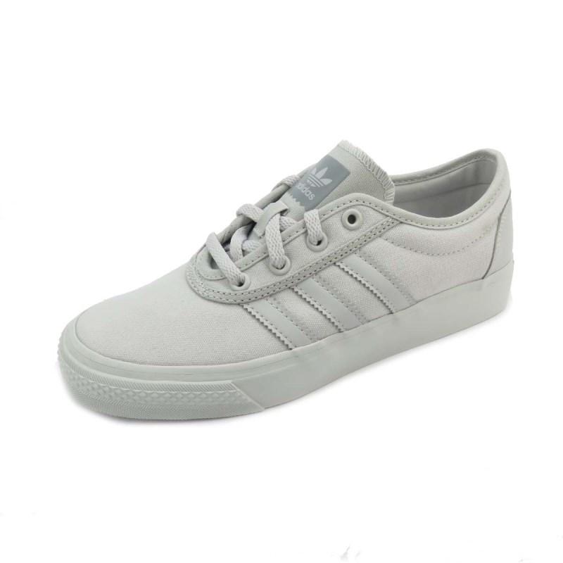 b1f9a2add16 Tênis Adidas Feminino Adi-Ease Cinza - Back Wash