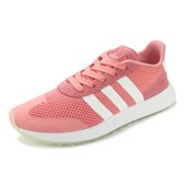 Tênis Adidas Feminino Flashback Rosa BY9307