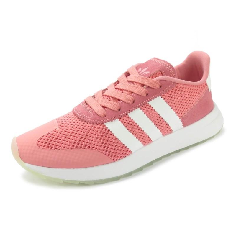 Compre Tênis Adidas Feminino Flashback Rosa BY9307 na Back Wash! f842403beea