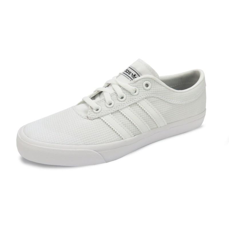 Tênis Adidas Feminino Sellwood Branco - BY4086 - Back Wash 967df10579bd5