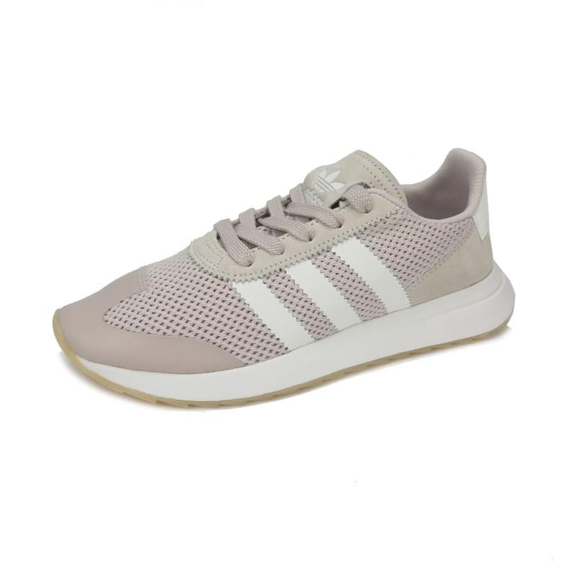 Tênis Adidas Flashback W Rosa Branco - Back Wash 7b957dca1d663