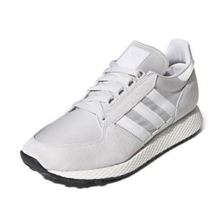 Tênis Adidas Forest Grove Cinza e Branco