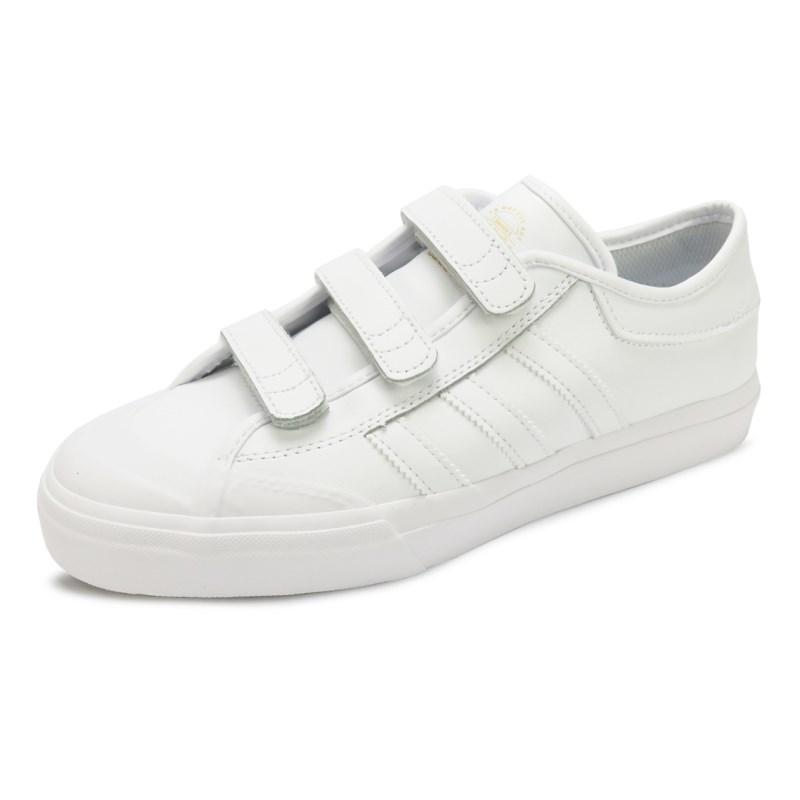 Compre Tênis Adidas Matchcourt Velcro Branco - CG4510 na Back Wash! d2763be230104