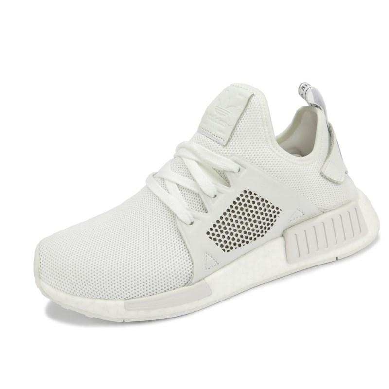 Tênis Adidas NMD XR1 Branco BY9922 - Back Wash d3cd7f38656bf