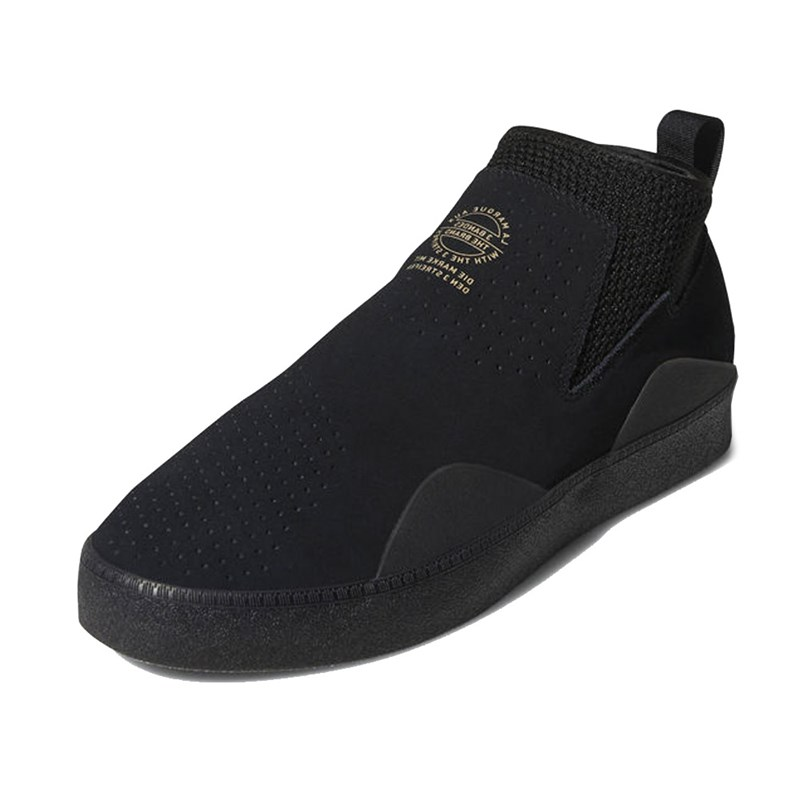 Tênis Adidas Originals 3ST.002 Preto - Back Wash 9ed3413e40f3e