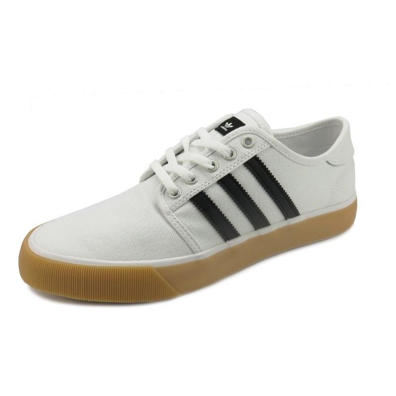 Tênis Adidas Seeley Decon White - Compre na Back Wash! e1e3112d4abba